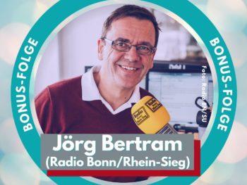 Bonus-Folge mit Jörg Bertram
