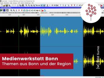 Audioschnittprogramm Trackcaster