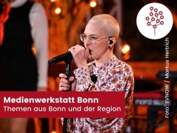 Stefanie Heinzmann bei