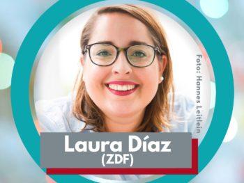 Porträt von Laura Díaz