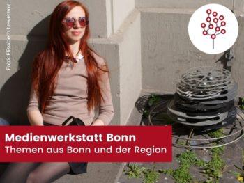 Xenia Zoller von den Bonner Stummfilmtagen