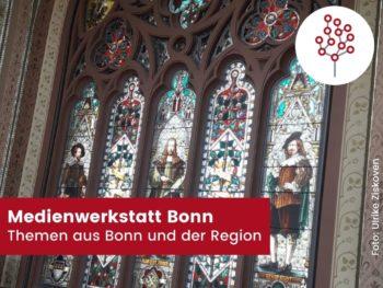 Neue Fenster in Schloss Drachenburg